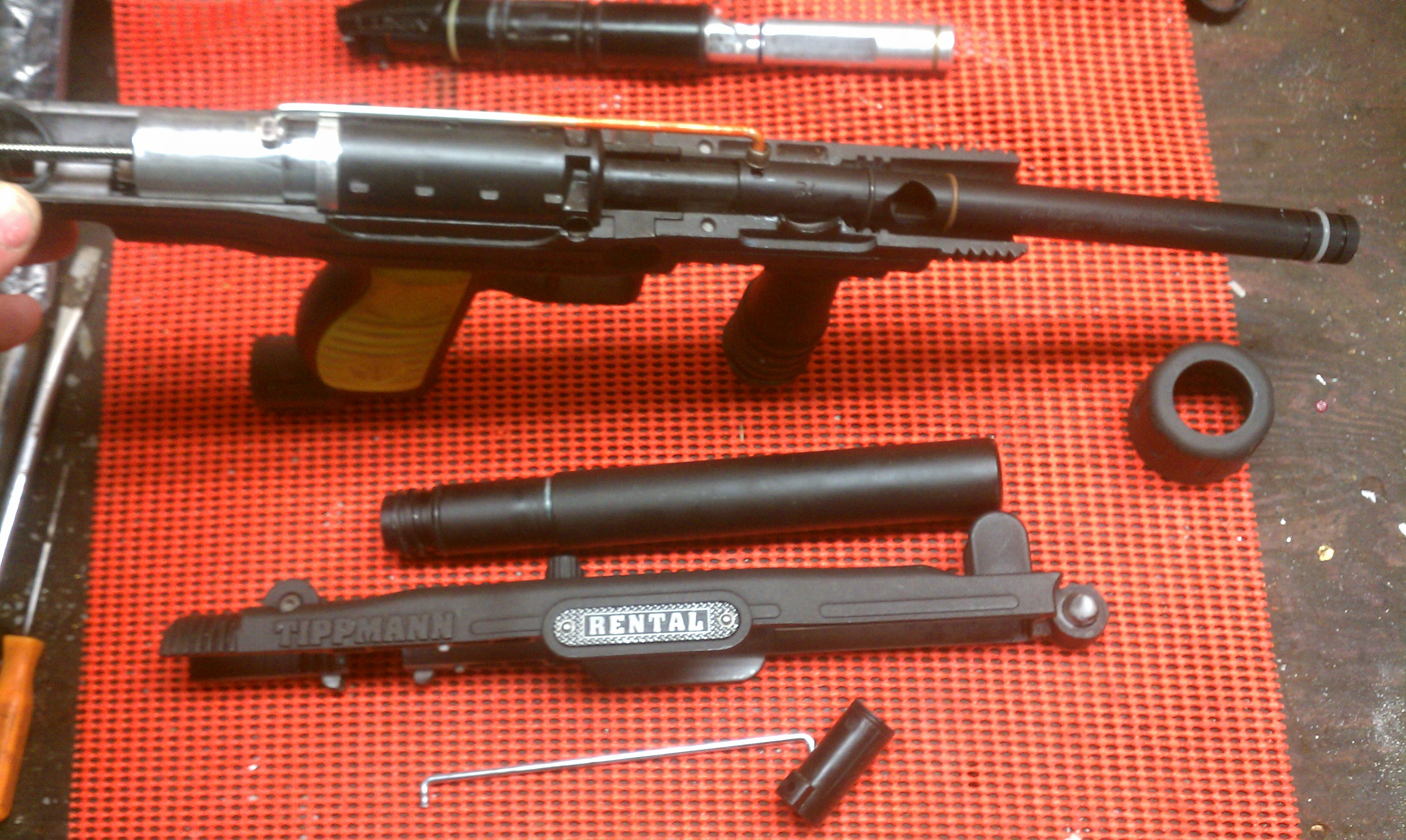 Miraculous Tippmann Ft12 Tippmann 98 Bbcs 50 Caliber Conversion Kit Wiring Database Wedabyuccorg